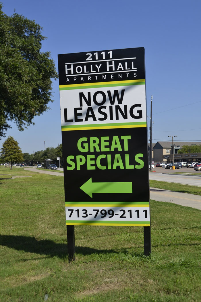 Real Estate Signs, Louisville